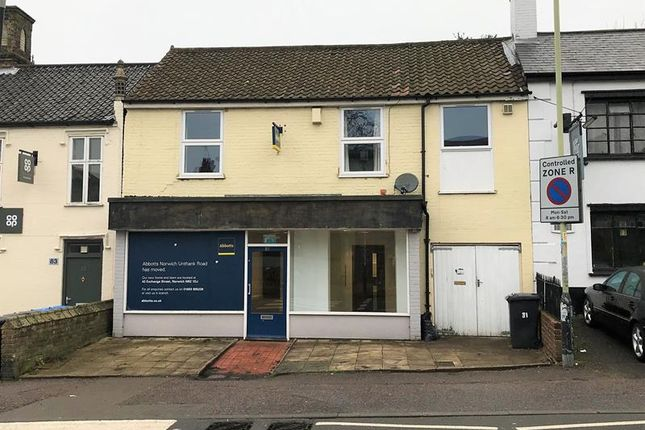 Thumbnail Retail premises to let in 81 Unthank Road, Norwich, Norfolk
