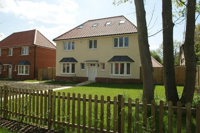 Thumbnail Detached house for sale in Wintershull Close, Takeley, Bishop's Stortford
