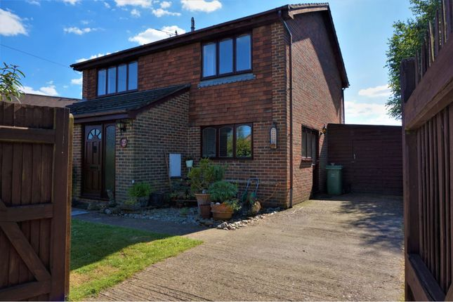 Thumbnail Detached house to rent in Park Farm Close, Etchingham