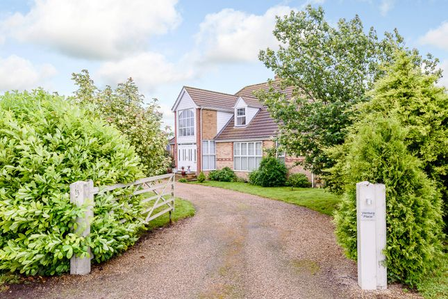 Thumbnail Detached house for sale in Middle Fen Lane, Washingborough, Lincoln