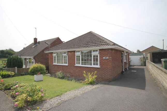Thumbnail Detached bungalow for sale in Cavell Drive, Danesmoor, Chesterfield
