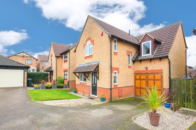 Thumbnail Detached house for sale in Kenilworth Drive, Kettering