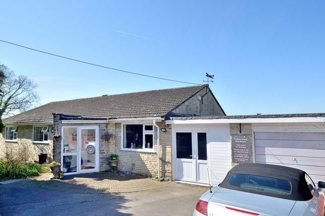 Thumbnail Bungalow for sale in Breach Lane, Shaftesbury