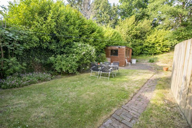Garden of Whitehouse Road, Woodcote RG8
