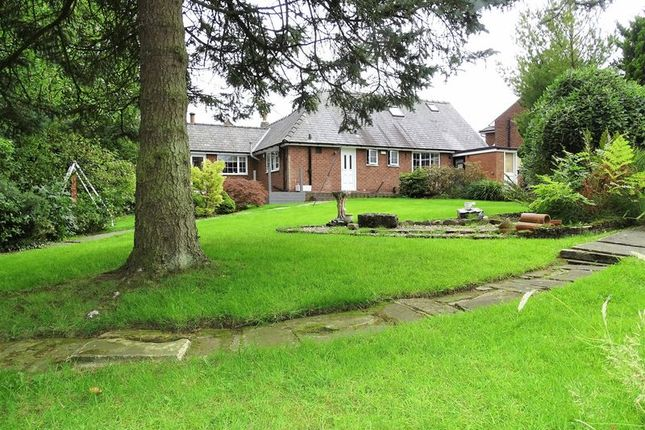Thumbnail Detached bungalow for sale in The Aspels, Penwortham, Preston