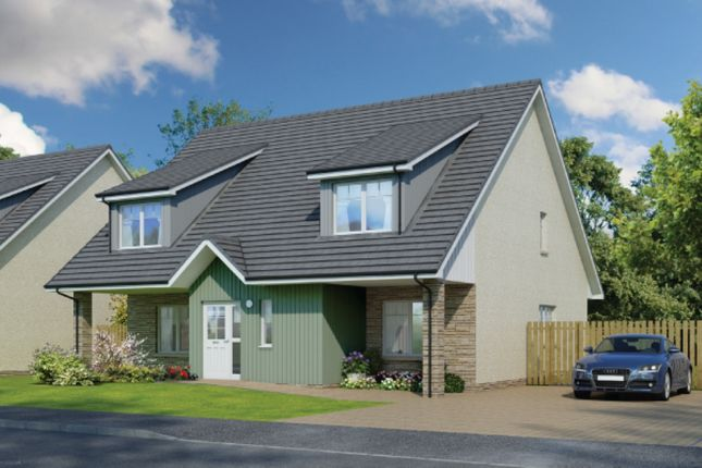 Thumbnail Bungalow for sale in Oakley Road, Saline, Dunfermline, Fife