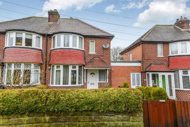 Thumbnail Semi-detached house for sale in Lickey Road, Rednal, Birmingham, West Midlands