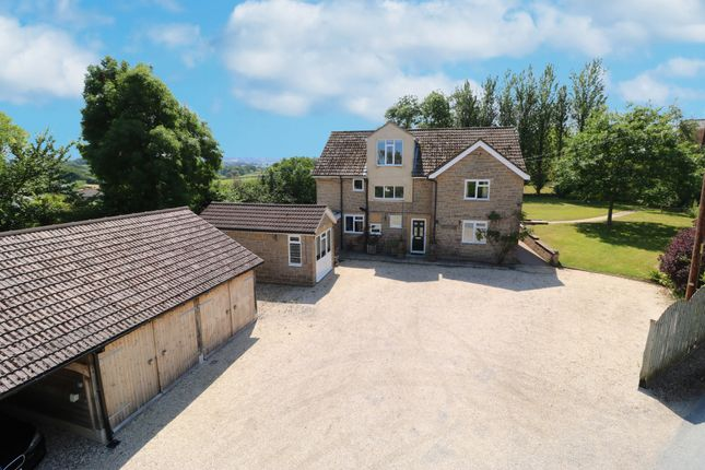 Thumbnail Detached house for sale in Leigh, Sherborne