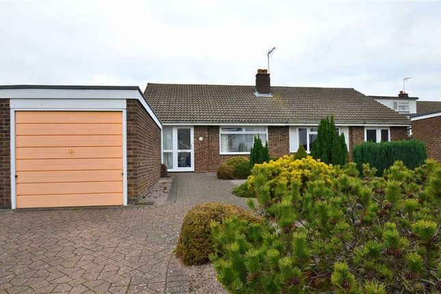 Thumbnail Semi-detached bungalow for sale in Headingley Close, Stevenage