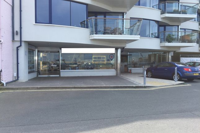 Thumbnail Retail premises for sale in One The Parade, Cowes