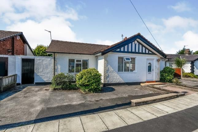 Thumbnail Bungalow for sale in Spring Gardens, Maghull, Liverpool, Merseyside