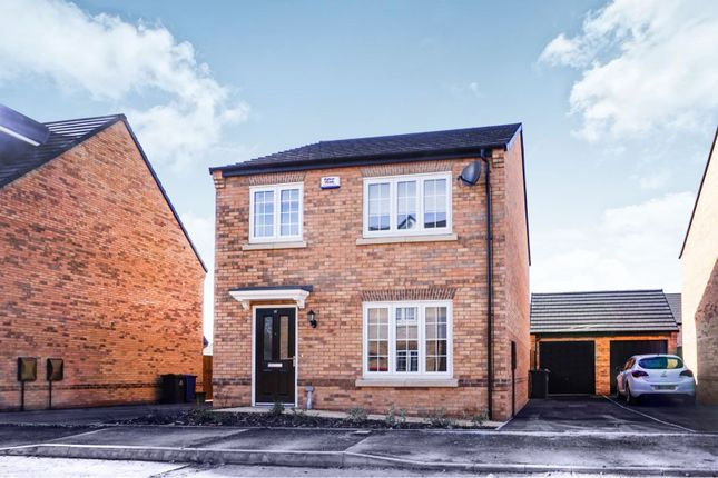 Thumbnail Detached house for sale in Field View Drive, Doncaster