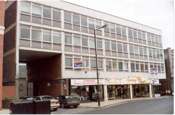 Office to let in Wood Street, Doncaster