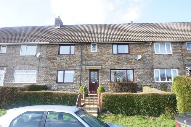 Thumbnail Terraced house for sale in Penylan Terrace, Newbridge, Newport, Caerphilly