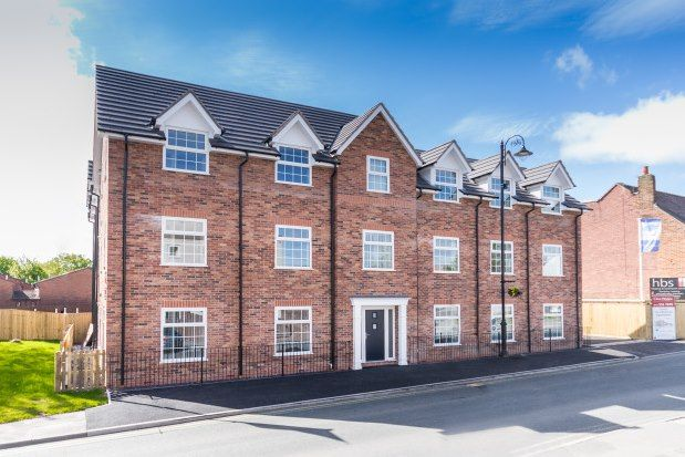 2 bed flat to rent in Chester Road, Neston CH64
