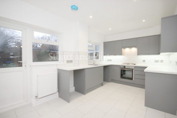 Thumbnail Terraced house to rent in Charlwood Gardens, Burgess Hill