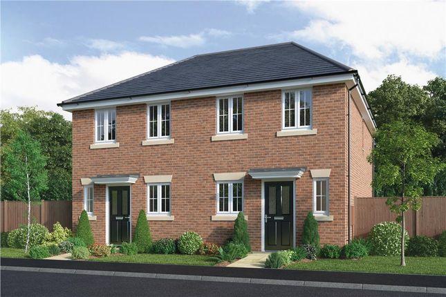 "2 bed semi-detached house for sale in ""Belmont"" at Platt Lane, Keyworth, Nottingham NG12"