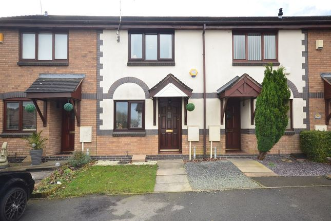Thumbnail Town house to rent in Harrier Close, Meir Park