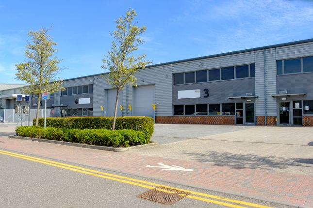 Thumbnail Industrial to let in Unit 3, J4, Camberley