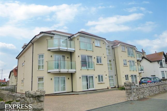 Thumbnail Flat for sale in West Parade, Llandudno, Conwy