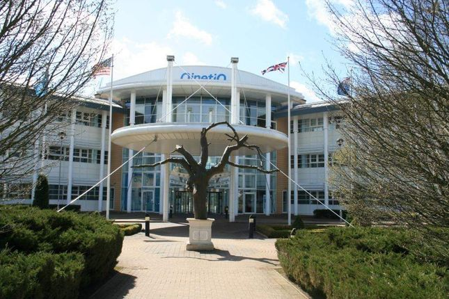 Office to let in Building A2, Cody Technology Park, Farnborough, Hampshire