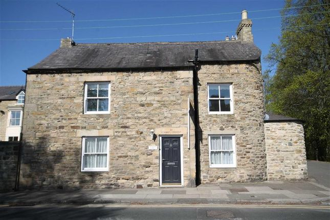 Thumbnail End terrace house for sale in Convent Gardens, Wolsingham, County Durham