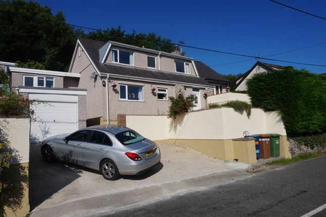 Thumbnail Detached house for sale in Hen Durnpike, Bangor