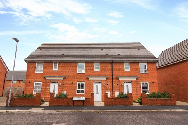 3 bed terraced house to rent in Weavers Road, Morpeth NE61
