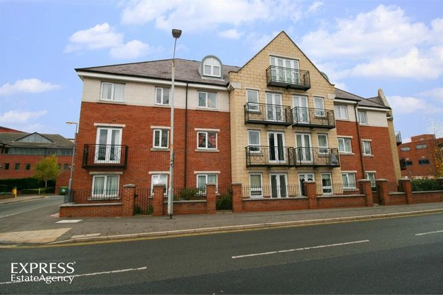 Thumbnail Flat for sale in Coach House Court, Loughborough, Leicestershire