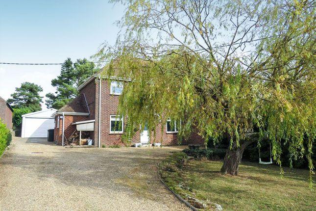 Thumbnail Semi-detached house for sale in West Street, North Creake, Fakenham