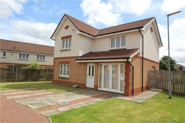 Thumbnail Detached house to rent in Craigievar Court, Glasgow, Lanarkshire