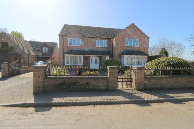 Thumbnail Detached house for sale in Outgate, Ealand, Scunthorpe