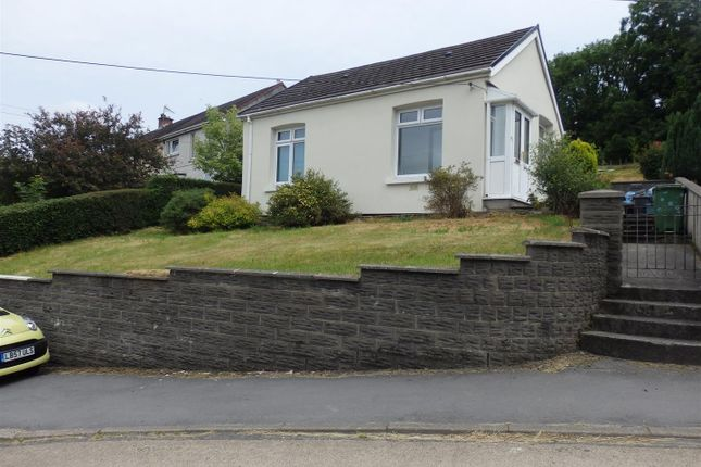 Thumbnail Detached bungalow for sale in Heol Y Pentre, Ponthenry, Llanelli