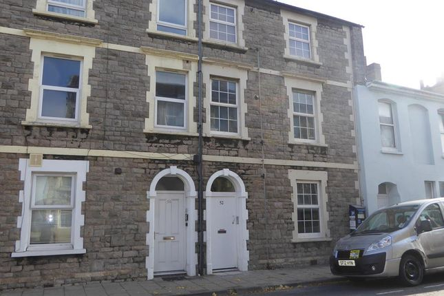 Thumbnail Flat to rent in Alfred Street, Weston-Super-Mare