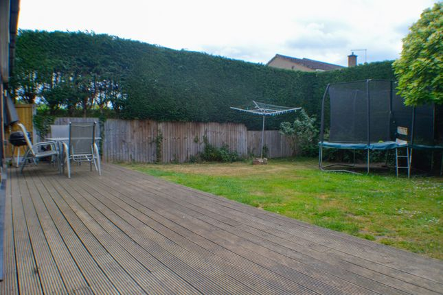 Rear Garden of Southlands Road, Goostrey CW4