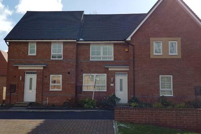 Thumbnail Terraced house for sale in Madron Close, Newcastle Upon Tyne