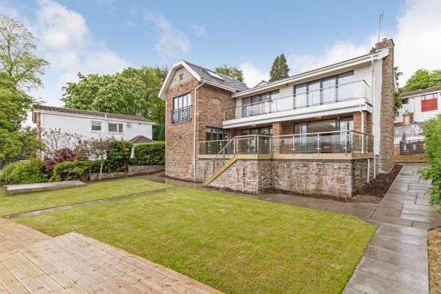 Thumbnail Detached house for sale in Fernhill Grange, Bothwell, Glasgow, South Lanarkshire