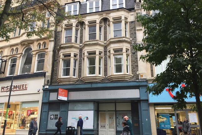 Thumbnail Retail premises to let in 174 Commercial Street, Newport, Newport