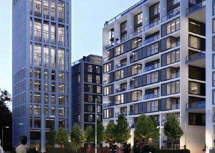 Thumbnail Flat for sale in Kensington High Street, London