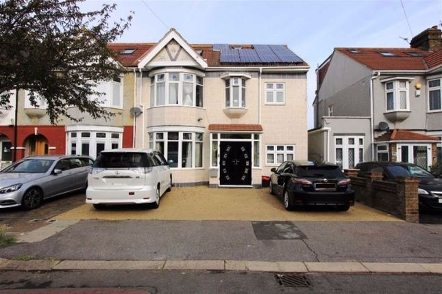 Thumbnail Property for sale in Ashburton Avenue, Seven Kings, Essex