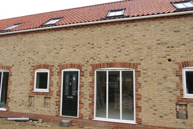 Thumbnail Terraced house for sale in Clover Lane, Downham Market