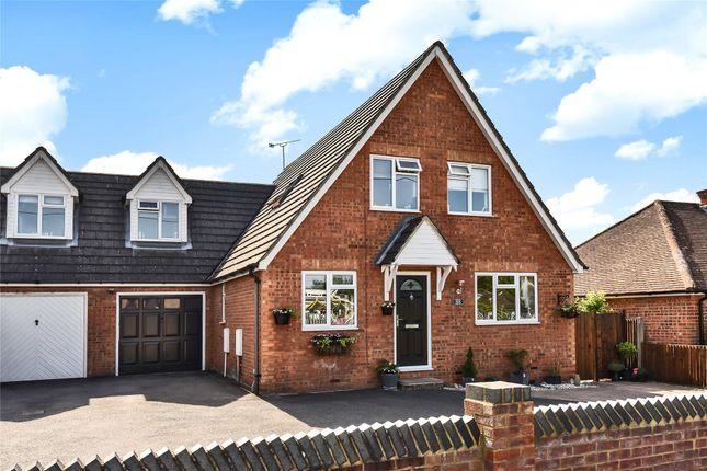 Thumbnail Link-detached house for sale in Branksome Hill Road, College Town, Sandhurst, Berkshire