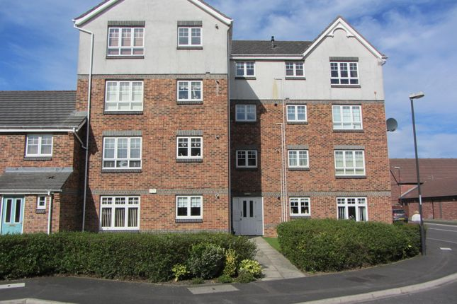 Thumbnail Flat to rent in Newington Drive, North Shields