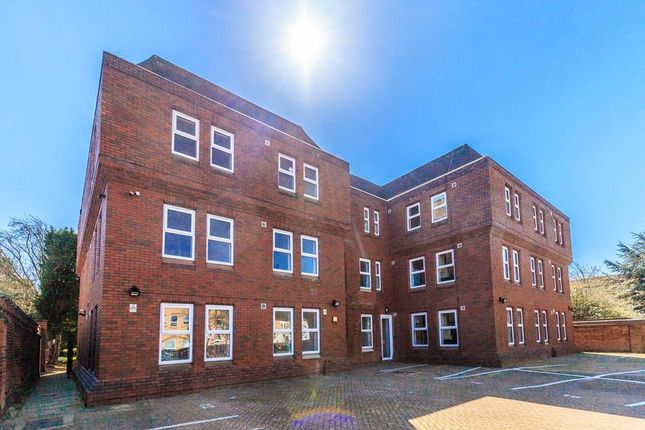 Thumbnail Block of flats for sale in Park Road, Peterborough