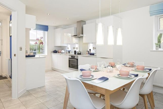 """Thumbnail Semi-detached house for sale in """"Ashurst"""" at Wookey Hole Road, Wells"""