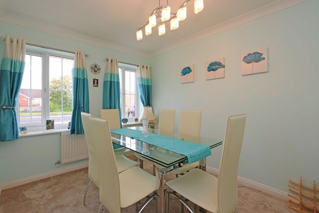 Dining Room of Cross Parks, Cullompton EX15