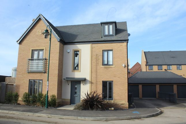 Thumbnail Property to rent in Coriander Drive, Hampton Vale, Peterborough.