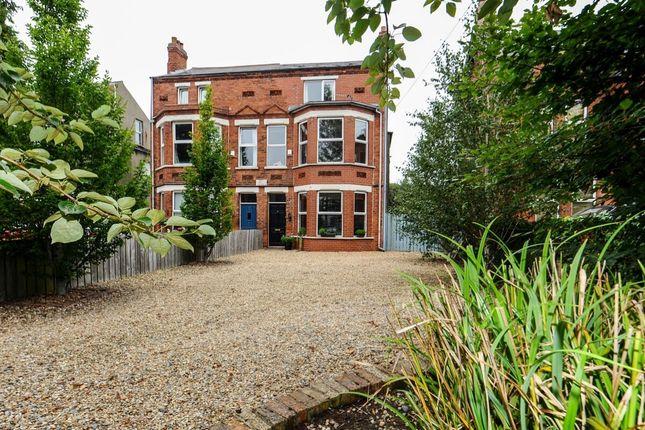 Thumbnail Semi-detached house for sale in Upper Newtownards Road, Ballyhackamore, Belfast