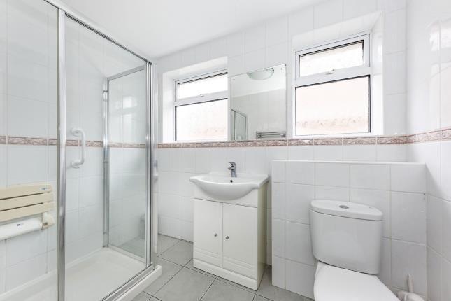 Shower Room of New House Lane, Canterbury, Kent, United Kingdom CT4
