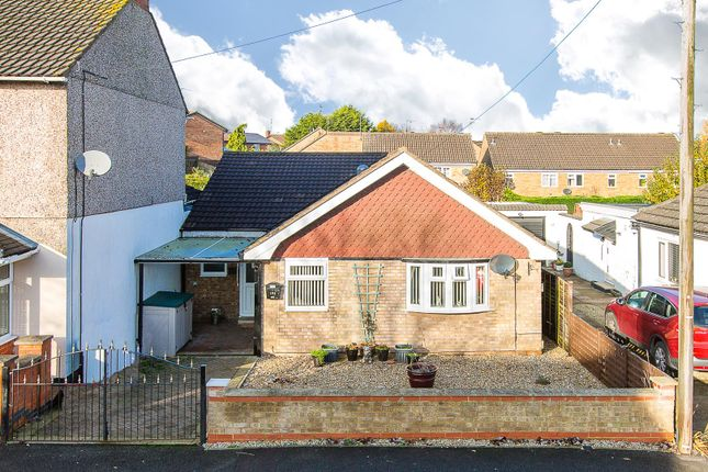 Thumbnail Detached bungalow for sale in Blandford Avenue, Kettering